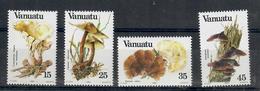 VANUATU 1984 - FUNGHI - SERIE COMPLETA  - MNH ** - Vanuatu (1980-...)