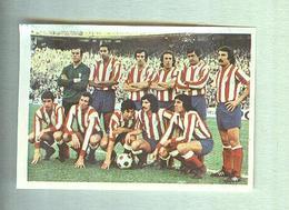 ATLETICO MADRID CALCIO TEAM.....MUNDIAL....SOCCER..WORLD CUP....FOOTBALL..FIFA - Trading Cards