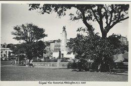 Citizens War Memorial, Wellington  New Zealand  Photo  S-4621 - Fiches Illustrées