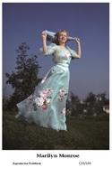 MARILYN MONRORE - Film Star Pin Up PHOTO POSTCARD - C33-103 Swiftsure Postcard - Artistes