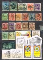 31234. Gran Lote De 184 Sellos EGIPTO (Egypt)  Reino Y Republica 1922- 1990  º/*/** - Egipto