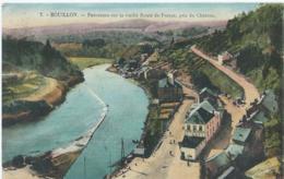 Bouillon - 7 - Panorama Sur La Vieille Route De France, Pris Du Château - Phototypie E. Isabel - 1925 - Bouillon
