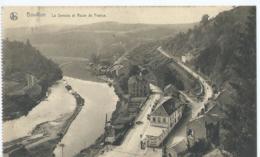 Bouillon - La Semois Et Route De France - 1925 - Bouillon