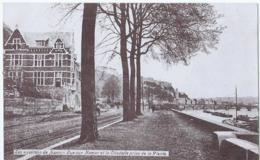 Namen - Namur - Les Environs De Namur. Vue Sur Namur Et La Citadelle De La Plante - Namur