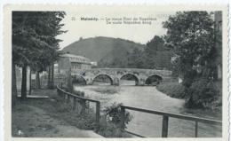 Malmédy - 21 - Le Vieux Pont De Napoléon - De Oude Napoléon Brug - La Photptypie D'Art - Malmedy
