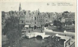 Lier - Lierre - Hoge Brug En Vismarkt - Pont Et Marché Aux Poissons - Uitg. G. De Bruyn - Lier