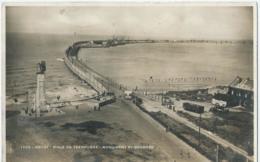 Heist - Heyst - 1209 - Mole De Zeebrugge - Monument St-Georges - Real Photo - 1934 - Heist