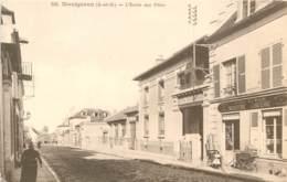 Dep - 91 - MONTGERON L'école Des Filles - Montgeron