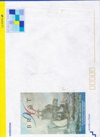 FRANCE 1 Entier Postal Enveloppe DISTINGO N°YT 2006-E 1995  Grand Format Brest 96 - Ganzsachen