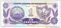 NICARAGUA 1 Centavo A/A  NEUF - Nicaragua