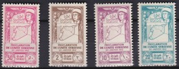 Syrie  .     Yvert  .    PA   97/100       .   **    .   Neuf  SANS Charniere   .   /   .   MNH - Syrie (1919-1945)