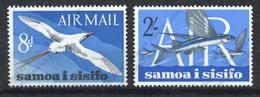 Iles Salomon, Yvert PA1&2, Scott C1/2, SG 263&264, MNH - Samoa