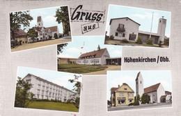 HOHENKIRCHEN,GERMANY POSTCARD (D145) - Allemagne