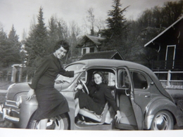 4 CV Renault Porte Ouverte (photo) - Automobiles