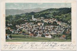 1901 Heiden Schweiz - Gelaufen - AR Appenzell Rhodes-Extérieures