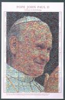 SIERRA LEONE  -  MNH/** - 2000 - 80th ANNIVERSARY JOHANNUS PAULUS II  - Yv 3106-3113 Mi 3733 -3740 -  Lot 18895 - Sierra Leone (1961-...)