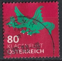Autriche 2018 Oblitéré Rond Used Blason De Klagenfurt Coat Of Armes SU - 2011-... Usati