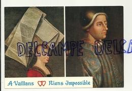 Jacques Coeur Et Sa Femme Macée De Léodepard. Bourges. Editions GREFF - Histoire