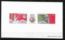 #B235# MALI MICHEL 674/675, YVERT PA 350A DELUXE PROOF. SPACE. - Mali (1959-...)