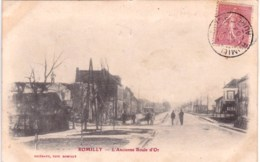 10 - Aube - ROMILLY Sur SEINE - L Ancienne Boule D Or - Romilly-sur-Seine