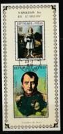 TCHAD - BLOC  NAPOLEON  Oblitéré - Napoleón