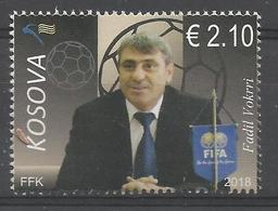 KOS 2018-14 FADI VOKRRI, KOSOVO, 1 X 1v, MNH - Kosovo