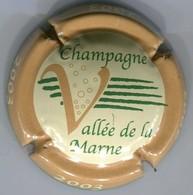 CAPSULE-CHAMPAGNE VALLEE DE LA MARNE N°27 Millésime 2003 - Vallée De La Marne
