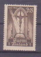 69-371 / FINLAND - 1942  300 YEARS FINISH BIBLE Mi 265 ** - Finlande