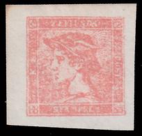 Lombardo Veneto: Francobollo Per Giornali Lire 1,50 Rosa Smorto - 1851 - Lombardo-Vénétie