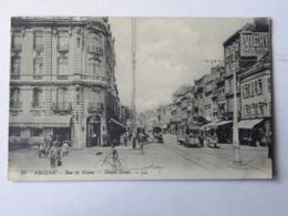CPA  (80) Somme - AMIENS - Noyon Street - Rue De Noyon - Amiens