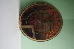 Jan19   83496    Pendule Publicitaire    Bière Adelscott - Autres Collections