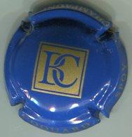 CAPSULE-CHAMPAGNE BINON-COQUARD N°01c Bleu & Or - Autres
