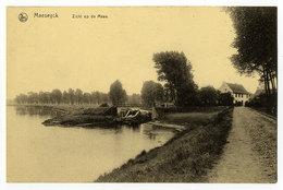 Belgien, Maaseik, Maeseyck - Zicht Op De Maas - Maaseik