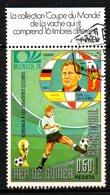 GUINEE EQUATORIALE. Timbre Oblitéré De 1974. Munich'74/Rahn. - 1974 – Germania Ovest