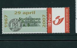 Duostamp  Neuf (**)   Avec N° 3274    Logo  Club Buzin De Flandre - 1985-.. Oiseaux (Buzin)