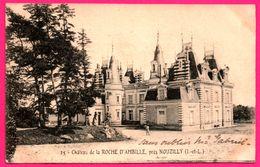 Château De La Roche D'Ambille Près Nouzilly - Animée - 1906 - France