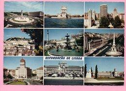 Postcard - Lisboa, 1970., Portugal (F-303) - Lisboa