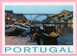 Postcard - Porto, 2013., Portugal - Lisboa