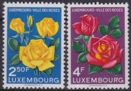 Luxembourg   .     Yvert  .    508/509      .      **       .    Postfris     .    /    .  Neuf SANS Charniere - Nuevos