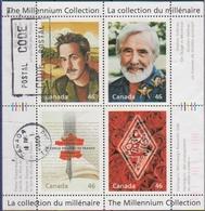 CANADA - Bloc N°50 Oblitéré - Blocks & Sheetlets
