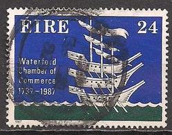 Irland  (1987)  Mi.Nr.  619  Gest. / Used  (3ae16) - 1949-... Republik Irland