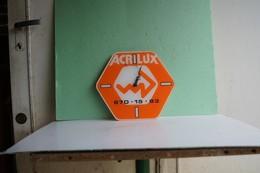 Jan19   83500    Pendule Publicitaire    Agrilux - Autres Collections