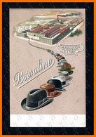 BORSALINO Alessandria Fabbrica Di Cappelli E Berretti 2385.C893 - Advertising