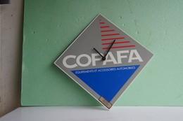 Jan19   83501    Pendule Publicitaire  Copafa  équipement Automobile - Autres Collections