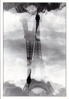 FRANCE PARIS CPM D DAILLOUX Tour Eiffel (photomontage) - Monuments