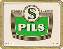 Br. Staceghem (Harelbeke) - Pils - Bière