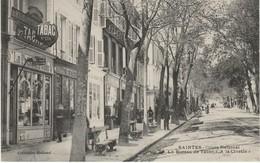 """17 Saintes Cours National Le Bureau De Tabac""""a La Civette""""TBE N'est Pas Sur Delcampe - Saintes"""