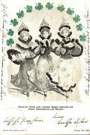 1899   DAUERND GLUCK UND REICHEN - Ilustradores & Fotógrafos