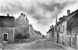 - COURSON Les CARRIERES - Route De Clamecy  (PUB Brandt)  -11873- - Courson-les-Carrières