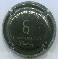 CAPSULE-CHAMPAGNE QUENOT Claude N°01 Noir & Or - Autres